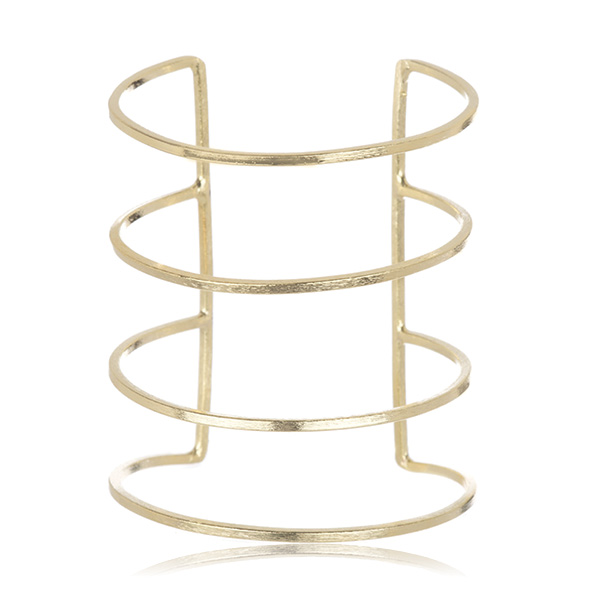 Four Tier Cuff by MARCIA MORAN
