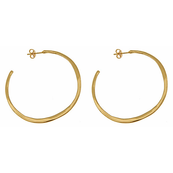 Gorjana Gold Hoops by GORJANA