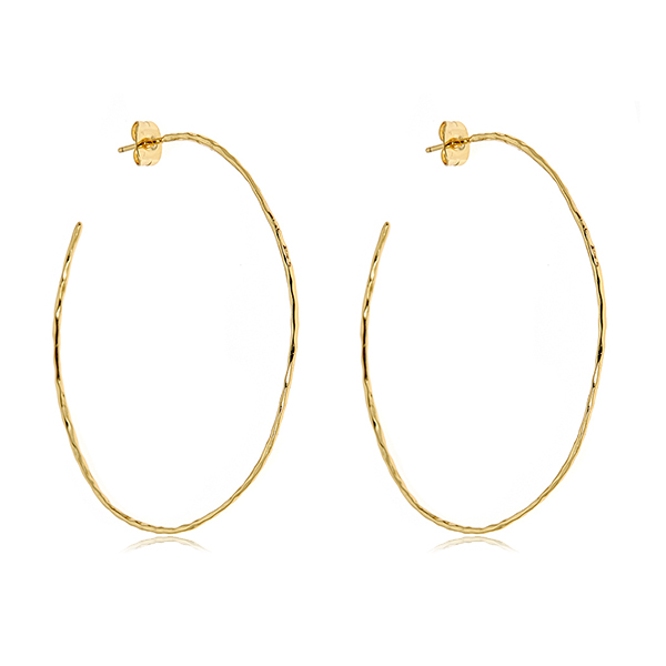 Harbour Hoop Earrings by GORJANA