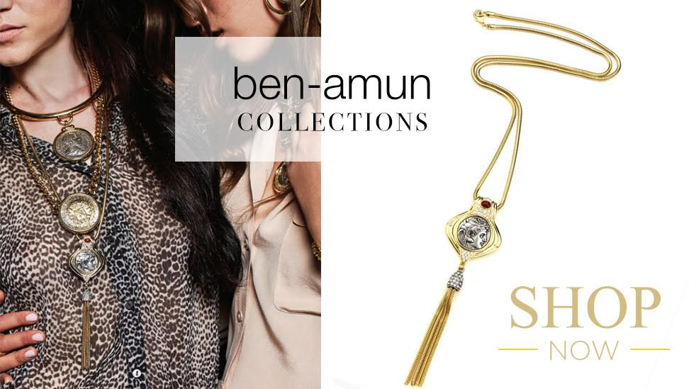 Shop for Ben-Amun jewelry