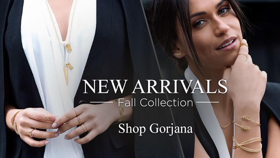 Shop new Gorjana jewelry