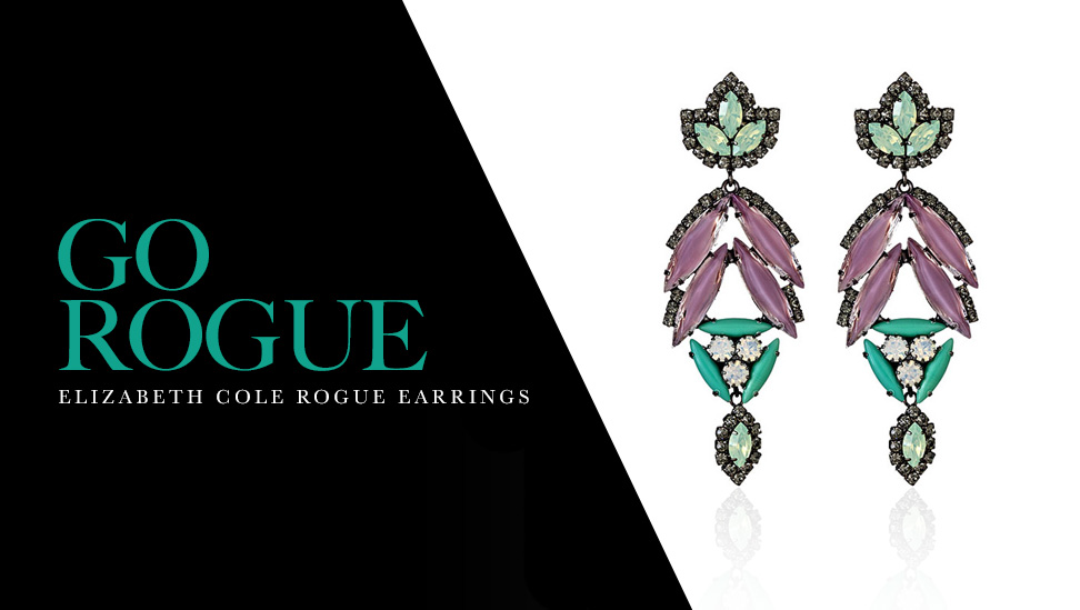 Elizabeth Cole Rogue Earrings