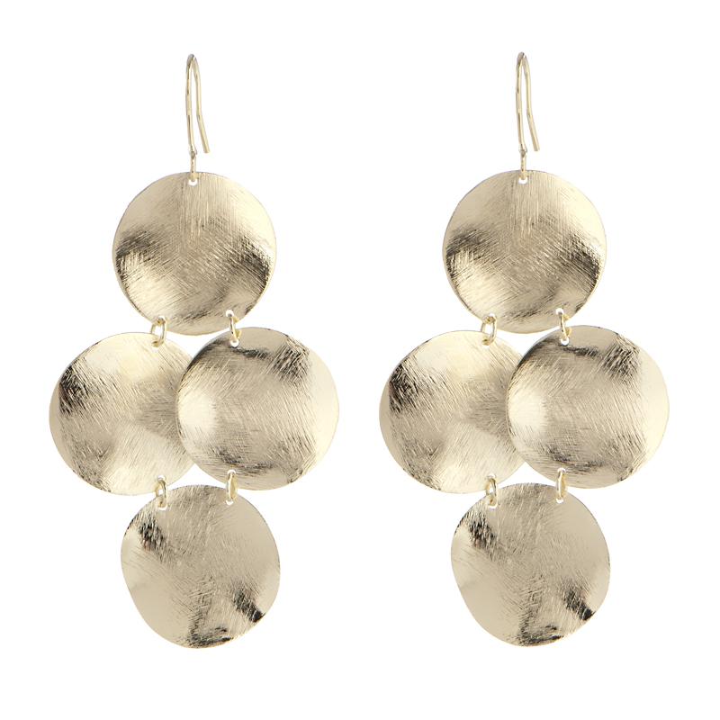 Lisa Gold Earrings