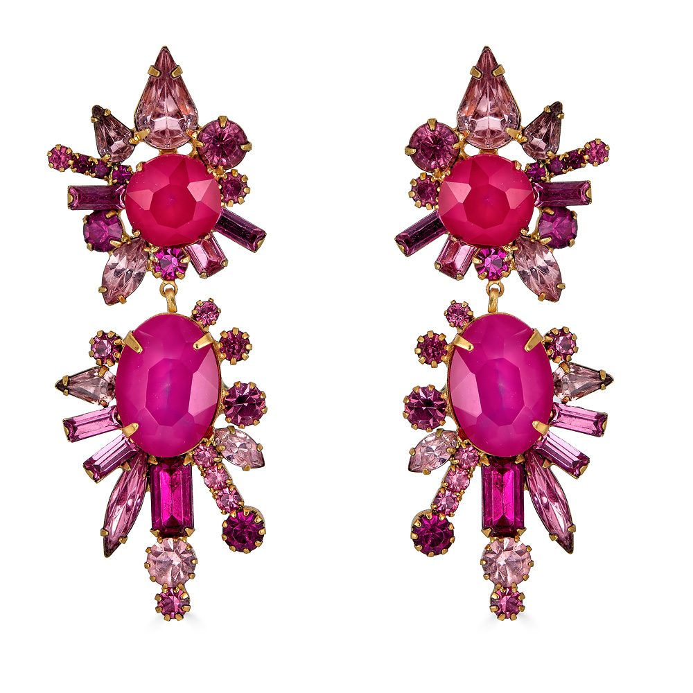 Nina Earrings by ELIZABETH COLE