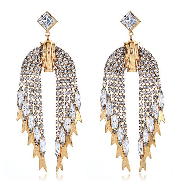 Elizabeth Cole Cashel Earrings YThqb6C5by