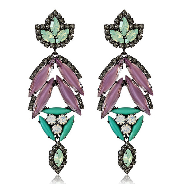 Rogue Earrings by ELIZABETH COLE