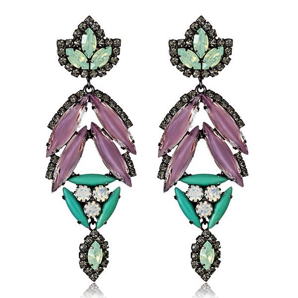 Rogue Earrings by Elizabeth Cole