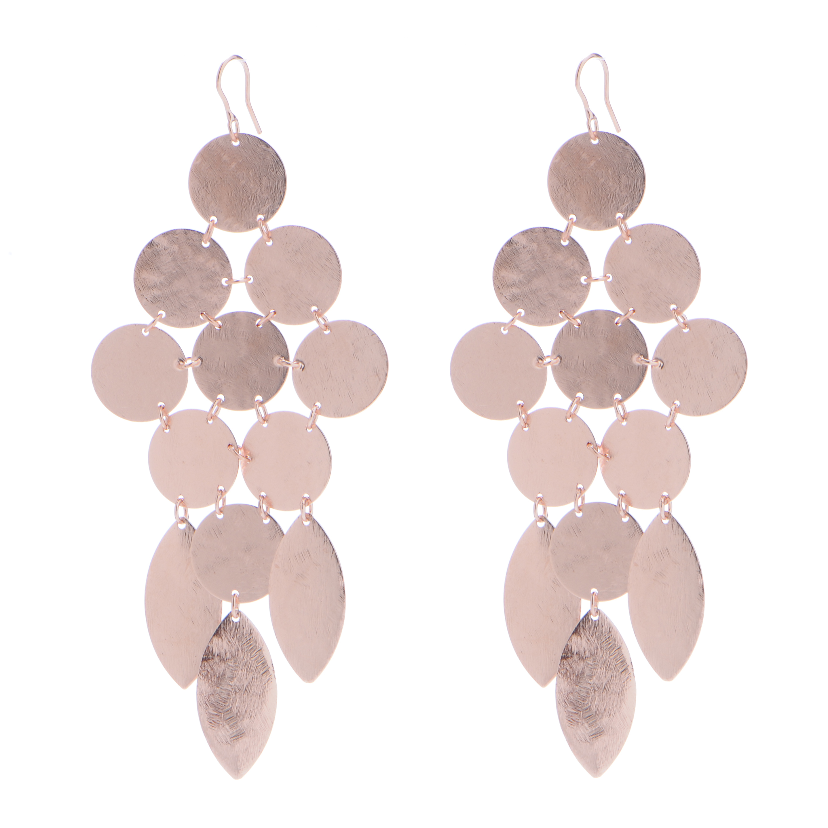Rose Boho Darling Earrings by MARCIA MORAN