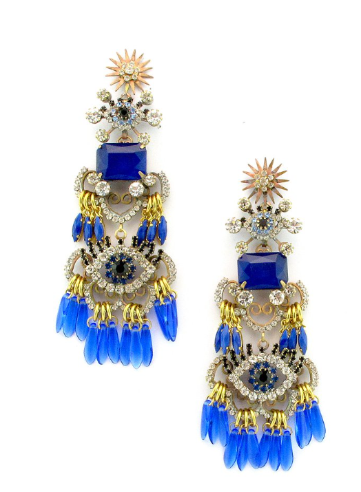 Stephanie Tutti Earrings by ELIZABETH COLE