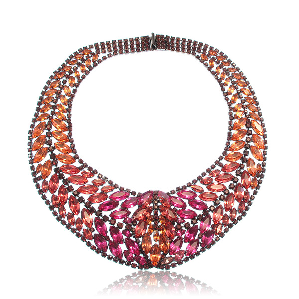 Taylor Sunset Necklace by ELIZABETH COLE