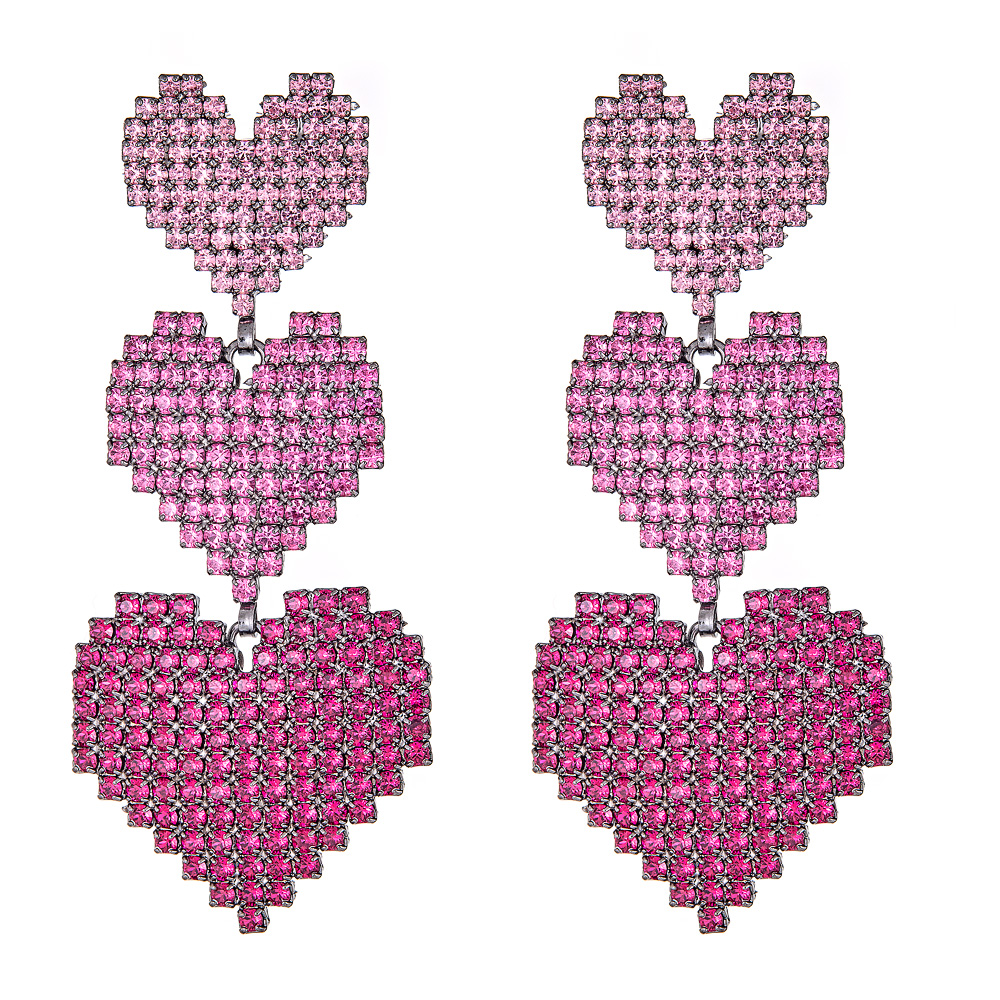 Valentina Heart Earrings by ELIZABETH COLE