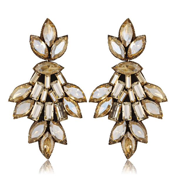 Varna Earrings by SUZANNA DAI