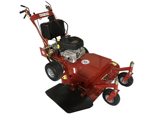 Stand Behind Lawn Mower >> Bradley 36 Belt Drive E Clutch Walk Behind Mower Briggs