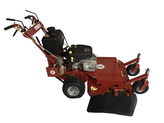 Stand Behind Lawn Mower >> Bradley 36 Belt Drive E Clutch Walk Behind Mower Briggs Bradley
