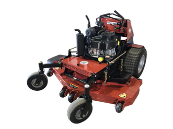 "BRADLEY 61"" STAND-ON COMPACT MOWER BRIGGS VANGUARD"