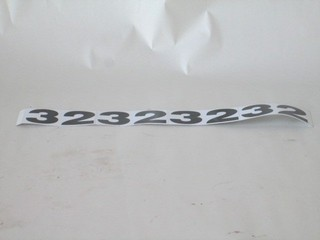 100-130B1 MOWER TYPE DECAL FOR 32""