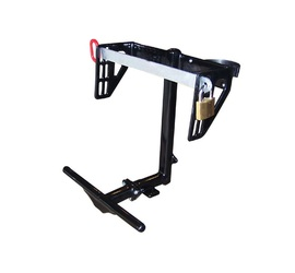 Equipment Guard Backpack Blower Rack Vinyl Coated