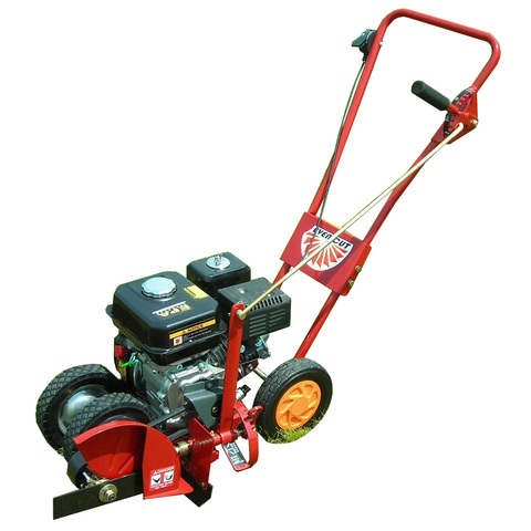 Powermate 9 in. 79cc Gas Walk-Behind Edger with Curb Hopping ...