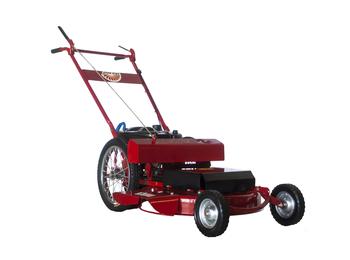 "Bradley Even-Cut 24"" Self-Propelled Commercial Push Mower"
