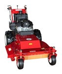 "Bradley Brush Buster 36"" Brush Mower Briggs"