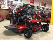 "Bradley 52"" Stand-On Compact Mower Briggs Vanguard"