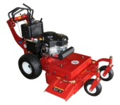 "Bradley 36"" Hydro Walk-Behind Mower T Bar Briggs"