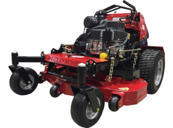 "Bradley 48"" Stand-On Compact Mower Briggs Vanguard"
