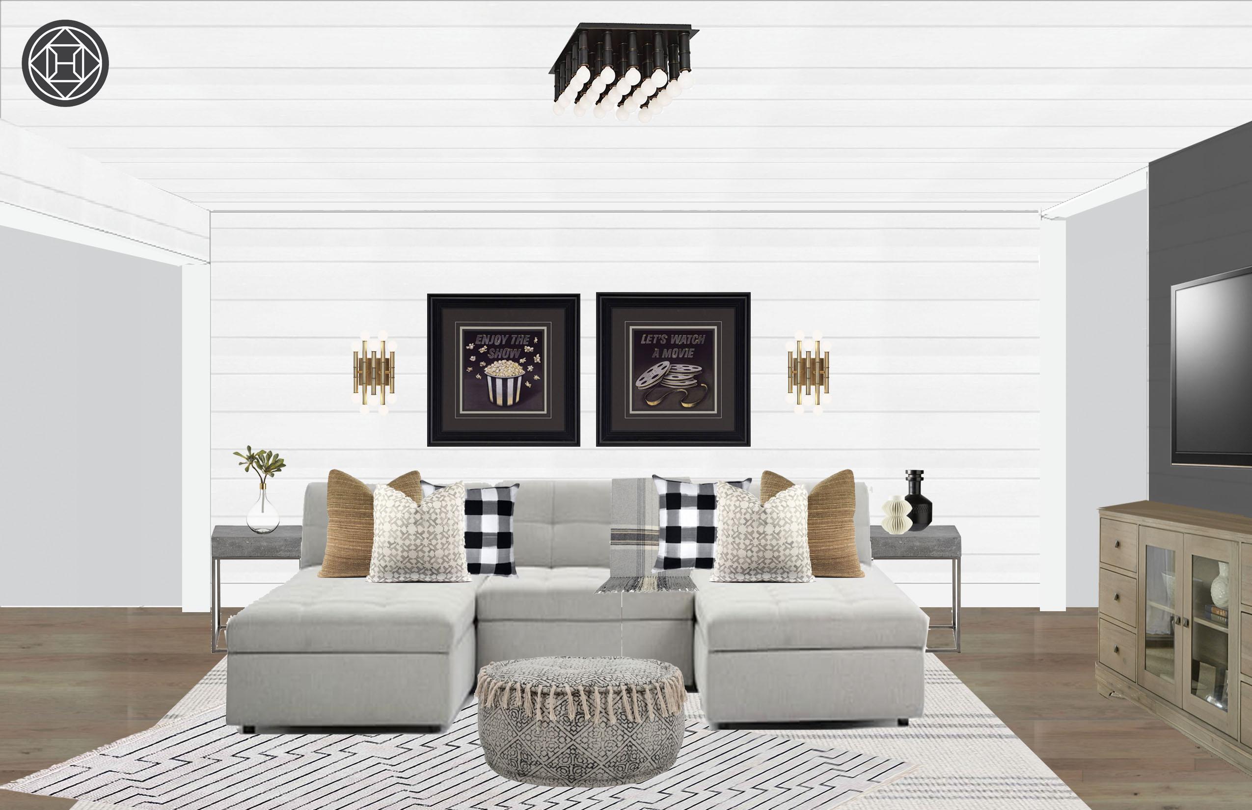 Fine Contemporary Modern Farmhouse Transitional Design By Creativecarmelina Interior Chair Design Creativecarmelinacom