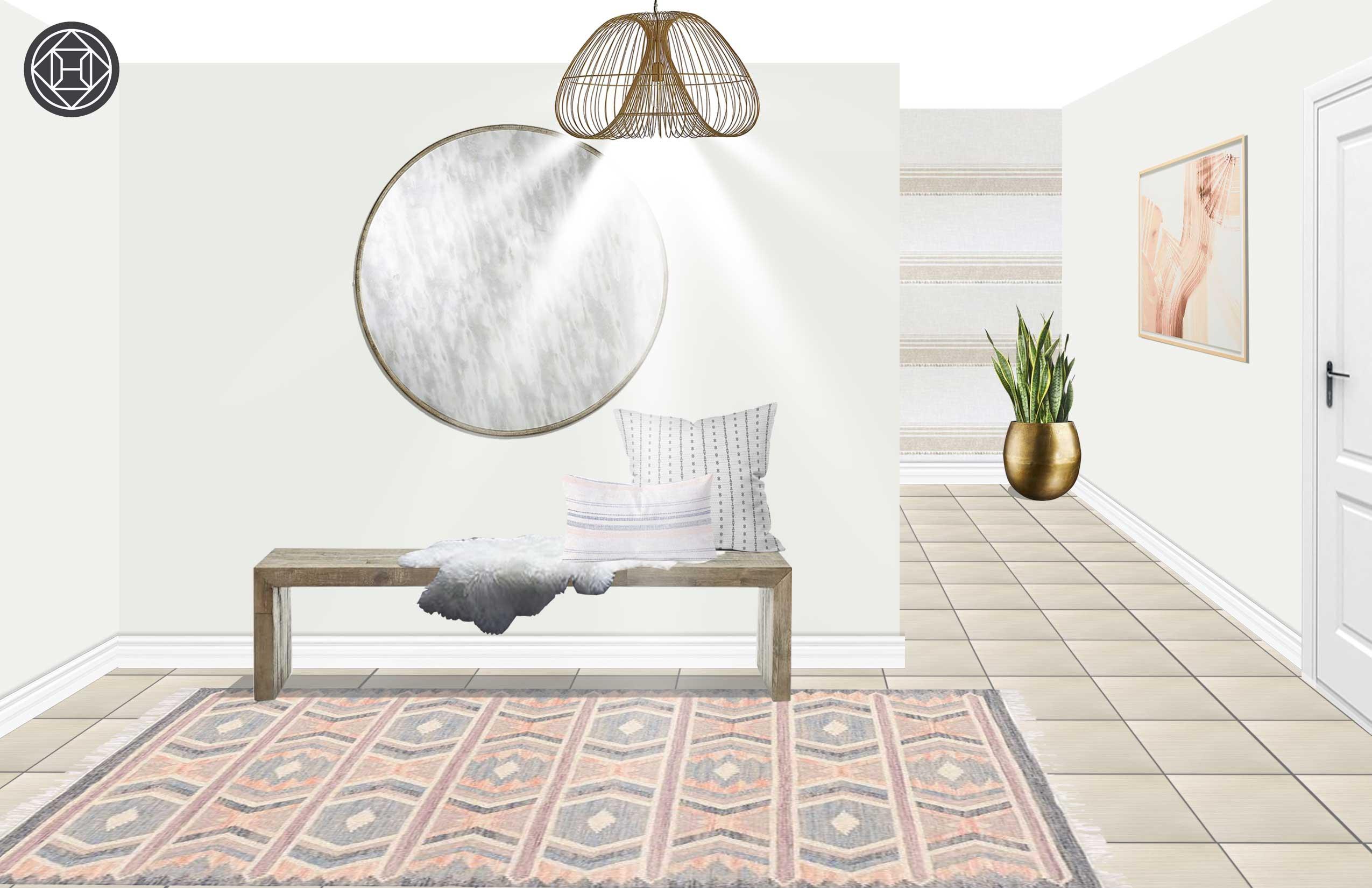 Fine Eclectic Scandinavian Design By Havenly Interior Designer Ibusinesslaw Wood Chair Design Ideas Ibusinesslaworg