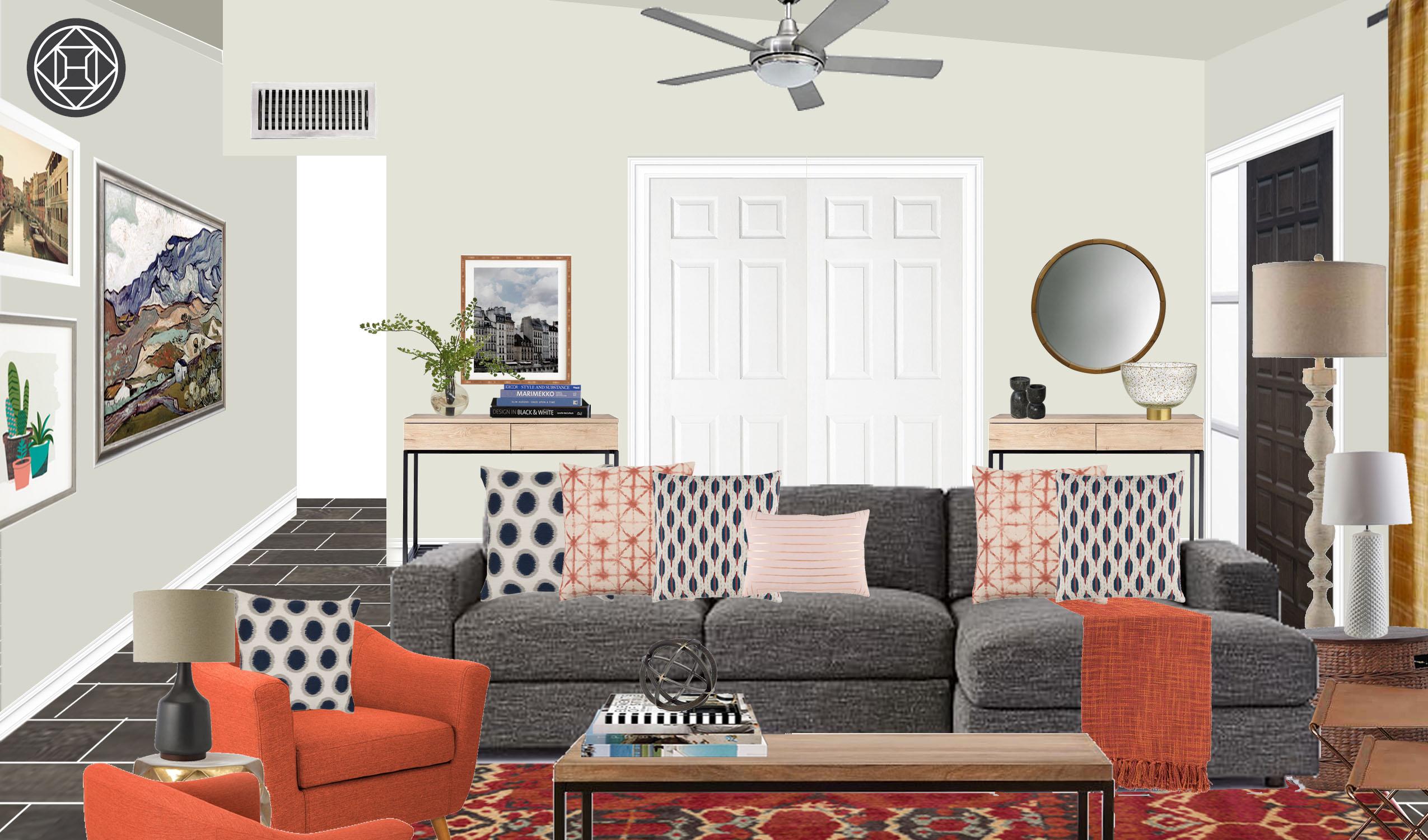 9 Impressive Earth Tone Living Room Asfancy.Perfect Living Room ...