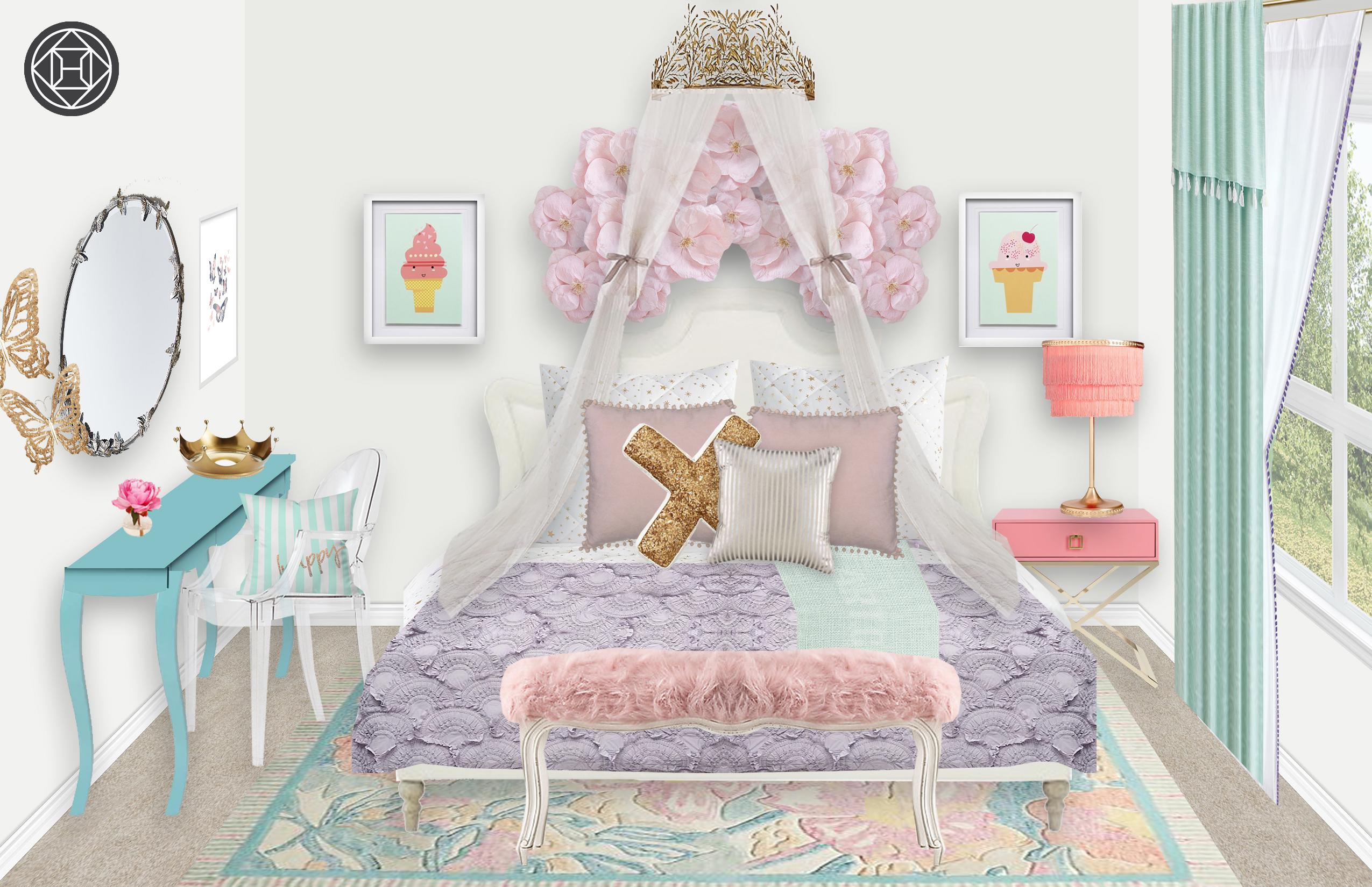 Classic Bedroom Design By Havenly Interior Designer Karen