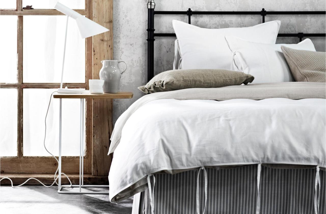 Premium Bed Linens