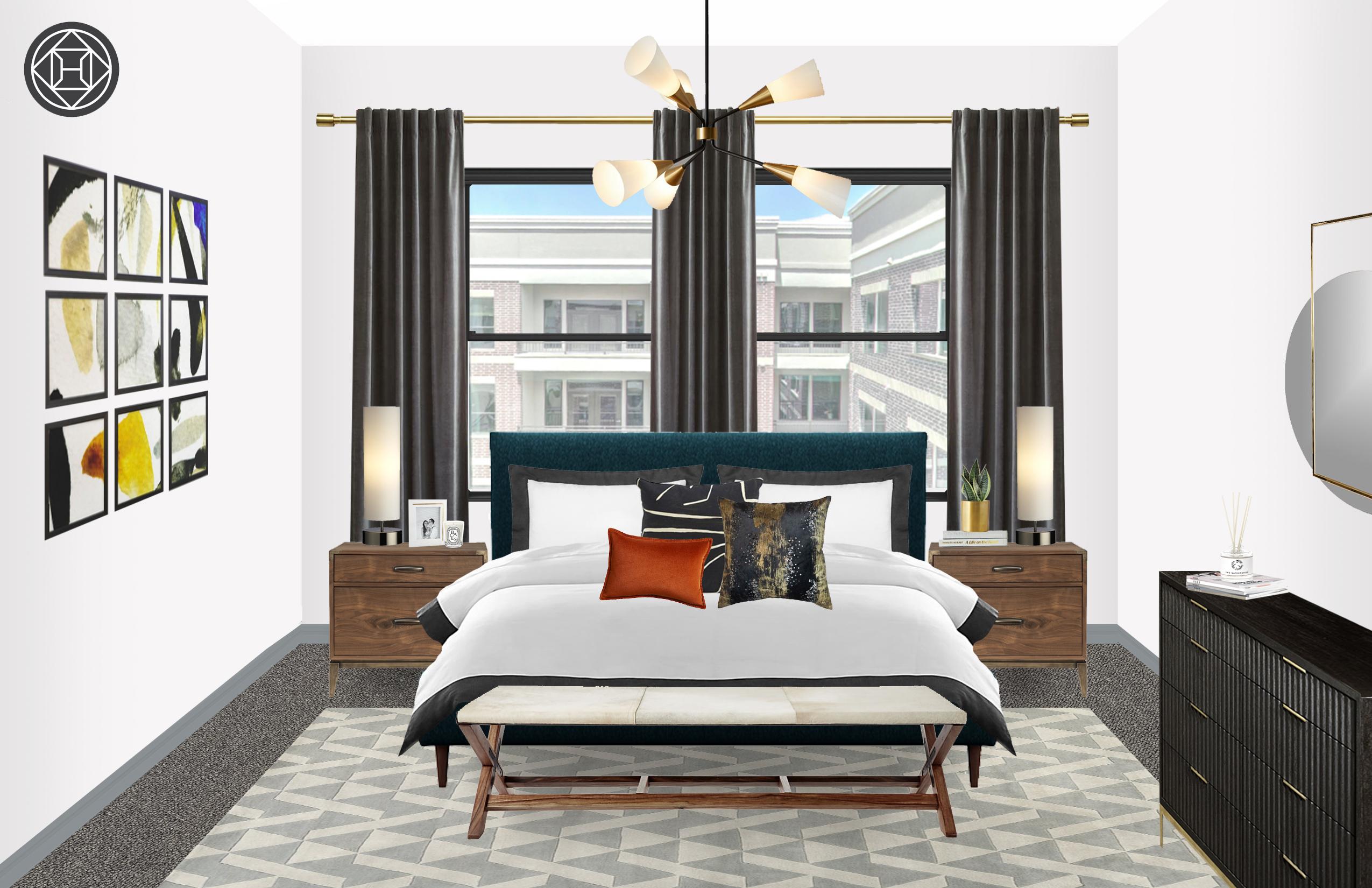 Alexan 5151 - Bedroom