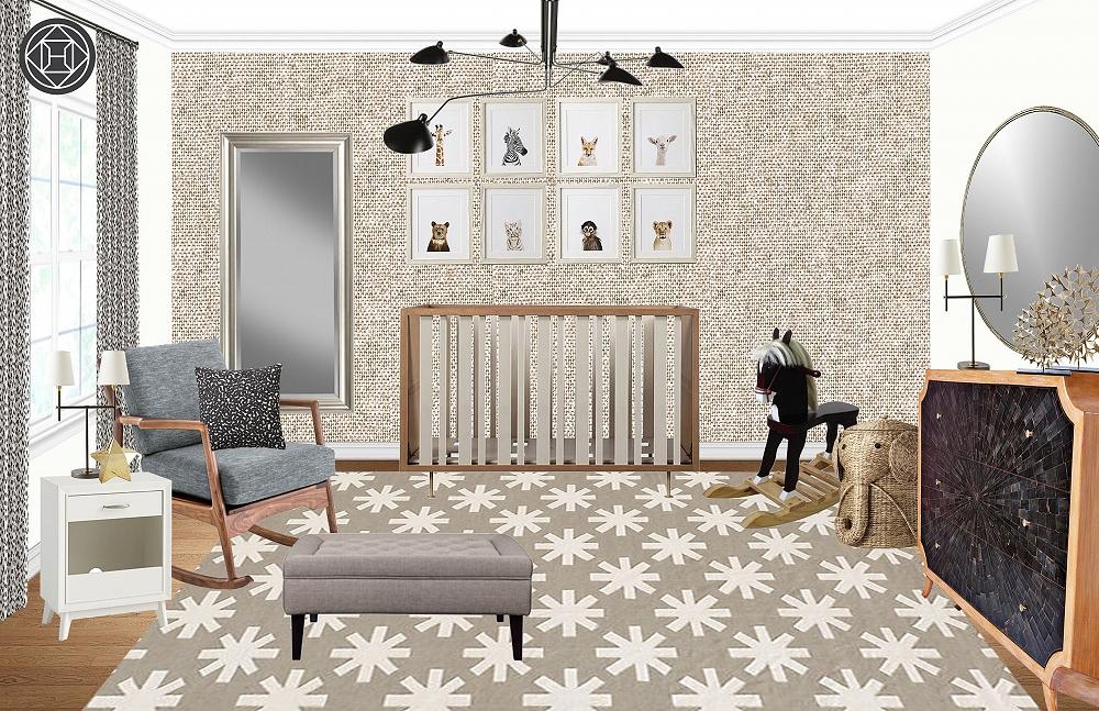 Nursery Design Trends Advice From Celebrity Designer: Design By Havenly Interior Designer