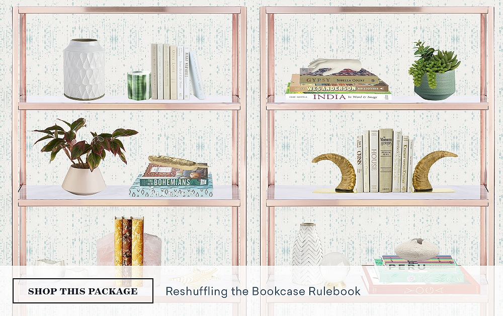Reshuffling The Bookcase Rule Book