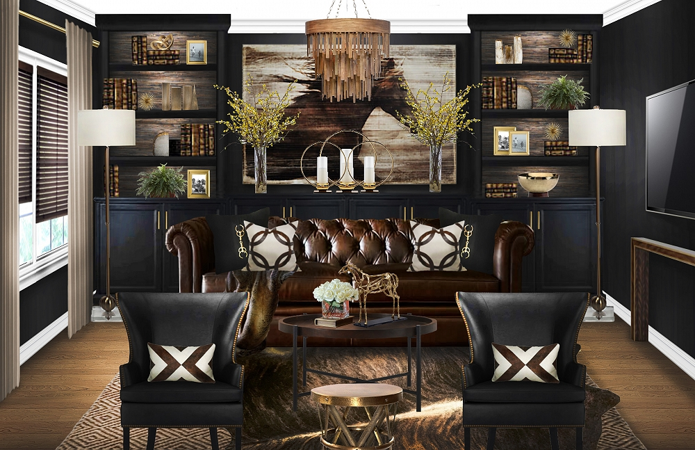 Design Madness: Contemporary Masculine by Brenthony W.