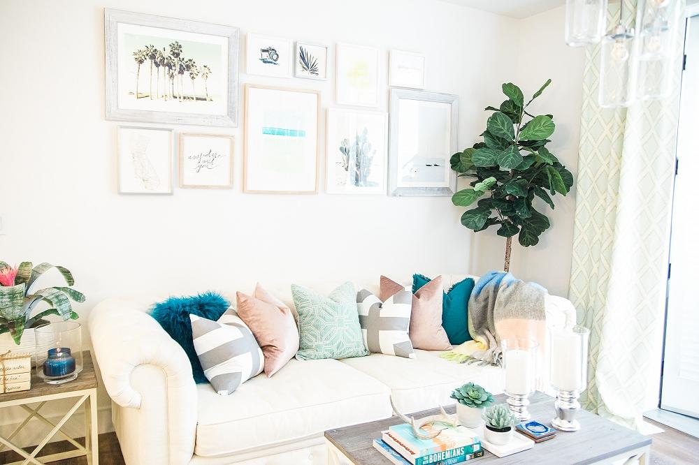 McKenna Bleu's Livingroom