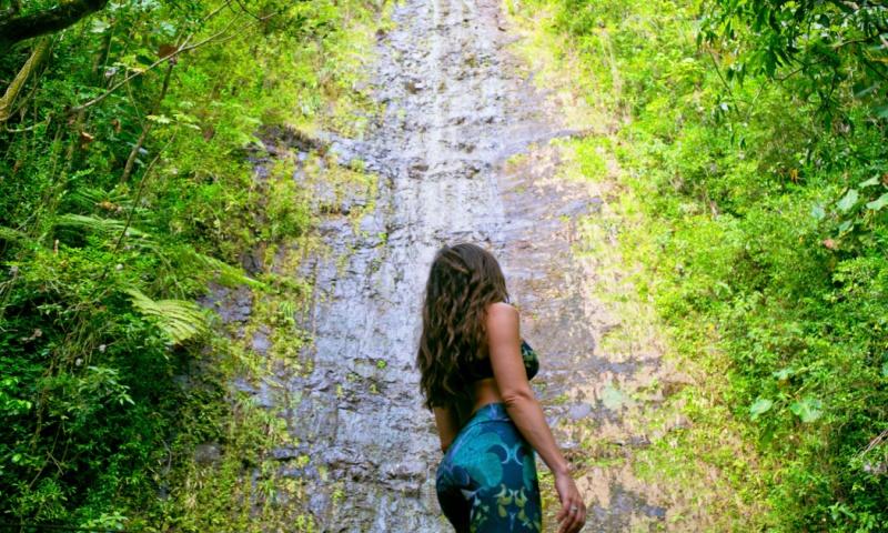 Saturday - Manoa Falls