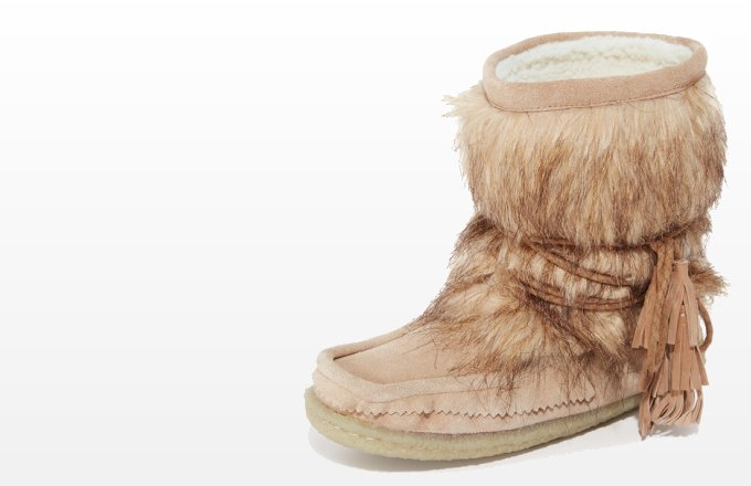 Browse our collection of winter boots.  Track through bad weather and look good doing it.