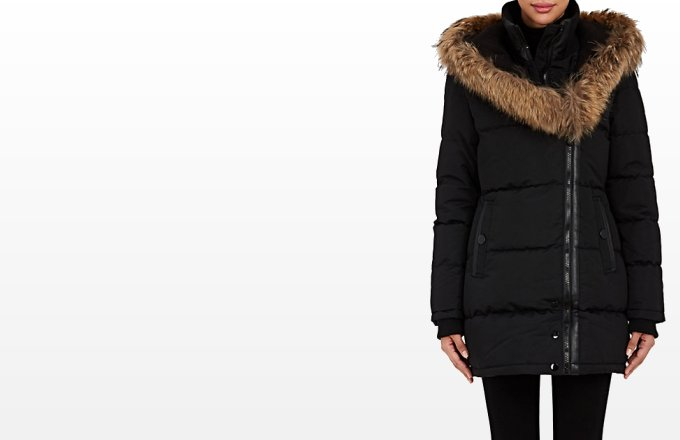Keep out of the cold and snow with these warm winter jackets.
