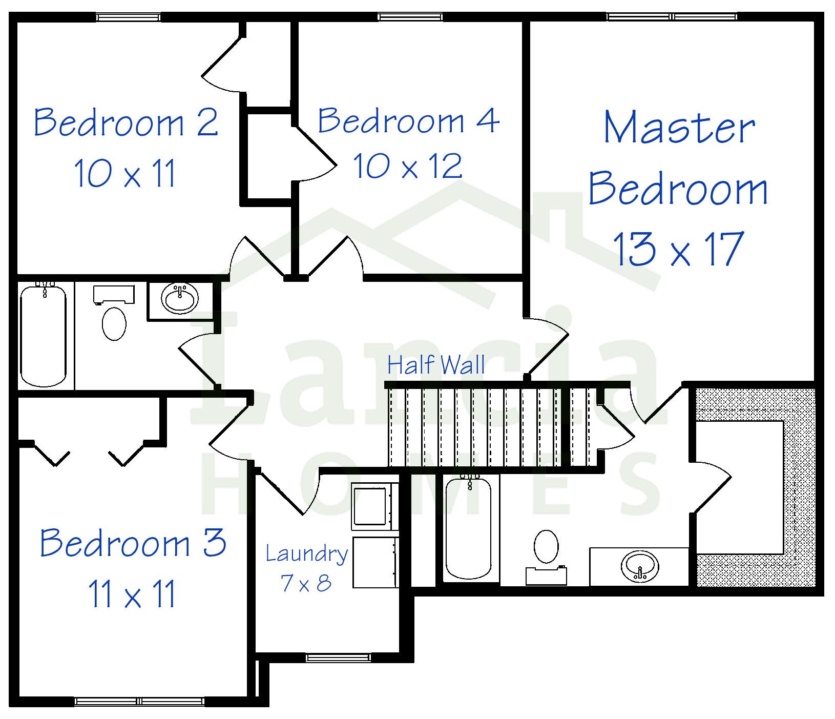 Jamestown Apartments Fort Wayne Floor Plans: HBA Fort Wayne Homes For Sale