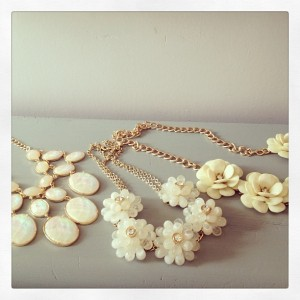 to {White Hot} adorable baubles!