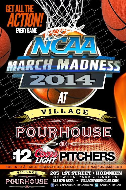 March Madness Pourhouse