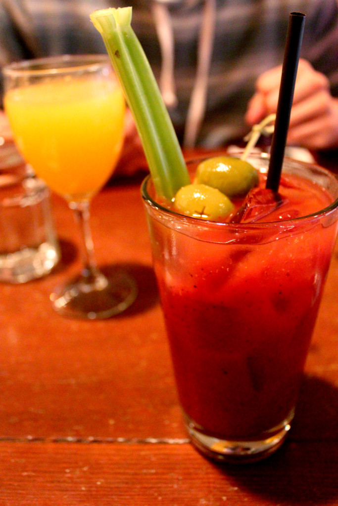 bloody and mimosa