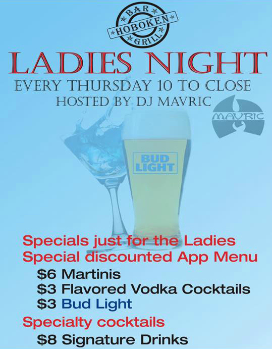 hbg ladies night thur