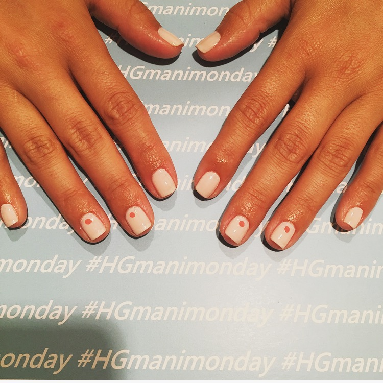 Hoboken Girl - J Nail and Spa - HGmanimonday - nail art