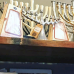 Where to Buy a Menorah and Hanukkah Decorations in Hoboken {and Jersey City}