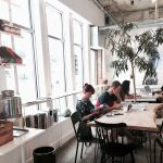 The Warehouse Cafe in Jersey City: A Cup of Coffee with Industrial Vibes