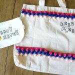This Adorable DIY Beach Tote Bag is Totes #SummerGoals