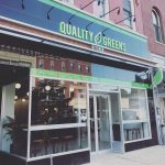 Quality Greens Kitchen Opens for Lunch THIS Friday and Saturday